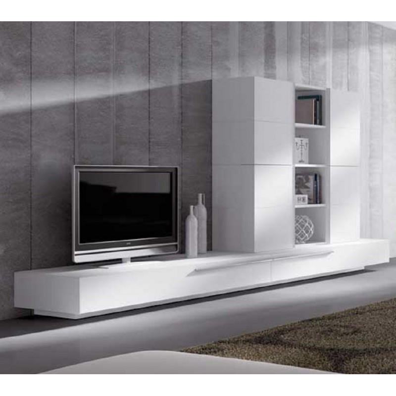 L nea actual mueble sal n moderno ginza 6 for Mueble auxiliar salon moderno