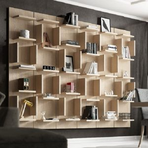 FRANCO FURNITURE LIBRERIA ENZO 2