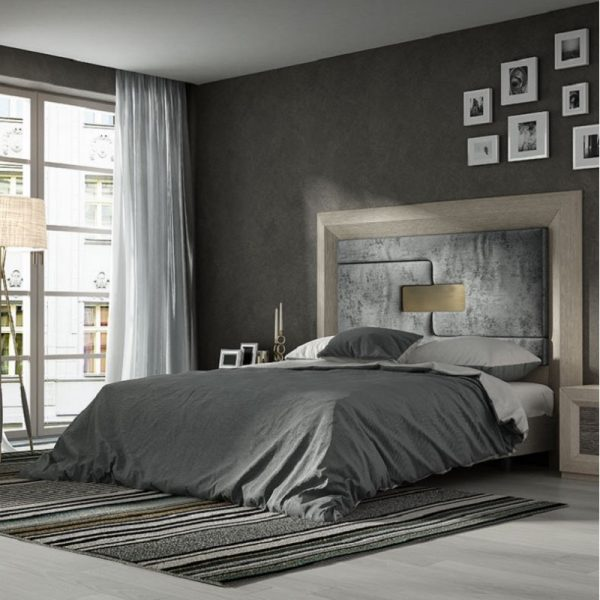 FRANCO FURNITURE CAMA 01 ENZO