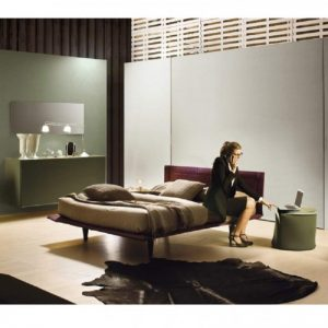 LAGO DORMITORIO 13 STILETTO BED